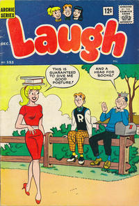 Cover Thumbnail for Laugh Comics (Archie, 1946 series) #153