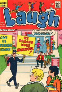 Cover Thumbnail for Laugh Comics (Archie, 1946 series) #226