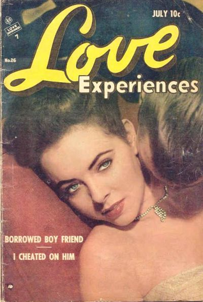 Cover for Love Experiences (1951 series) #26