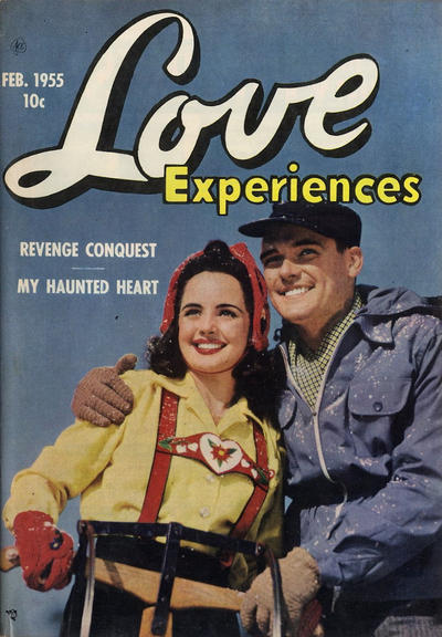 Cover for Love Experiences (Ace Magazines, 1951 series) #30