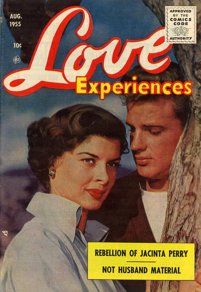 Cover for Love Experiences (1951 series) #33