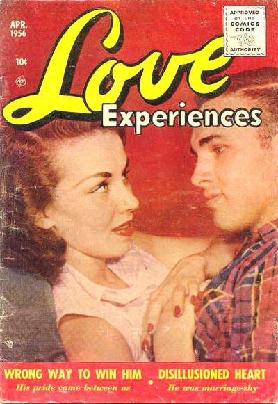 Cover for Love Experiences (Ace Magazines, 1951 series) #37