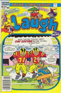 Cover Thumbnail for Laugh Comics (Archie, 1946 series) #376