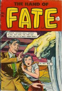 Cover Thumbnail for The Hand of Fate (Ace Magazines, 1951 series) #8