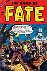 Cover Thumbnail for The Hand of Fate (Ace Magazines, 1951 series) #23