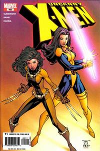 Cover for The Uncanny X-Men (Marvel, 1981 series) #460