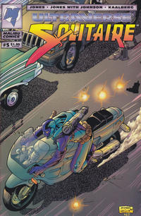 Cover Thumbnail for Solitaire (Malibu, 1993 series) #5