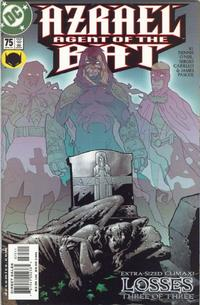 Cover Thumbnail for Azrael: Agent of the Bat (DC, 1998 series) #75