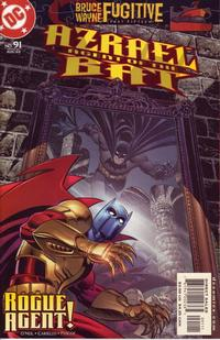 Cover Thumbnail for Azrael: Agent of the Bat (DC, 1998 series) #91