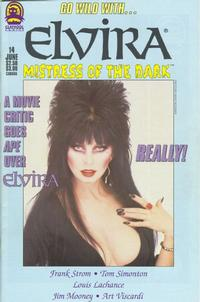 Cover Thumbnail for Elvira, Mistress of the Dark (Claypool Comics, 1993 series) #14