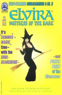 Cover Thumbnail for Elvira, Mistress of the Dark (Claypool Comics, 1993 series) #39