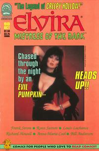 Cover Thumbnail for Elvira, Mistress of the Dark (Claypool Comics, 1993 series) #90