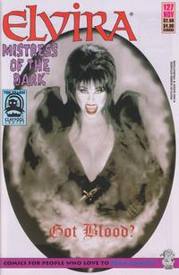 Cover Thumbnail for Elvira, Mistress of the Dark (Claypool Comics, 1993 series) #127