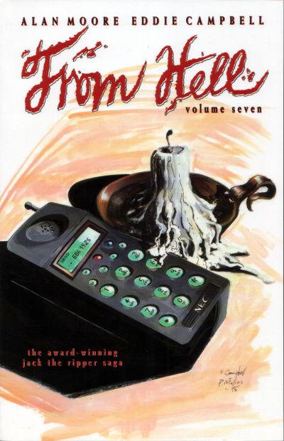 Cover for From Hell (Mad Love Publishing, 1991 series) #7