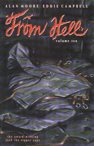 Cover for From Hell (Mad Love Publishing, 1991 series) #10