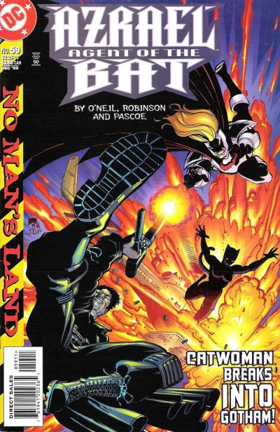 Cover for Azrael: Agent of the Bat (1998 series) #59