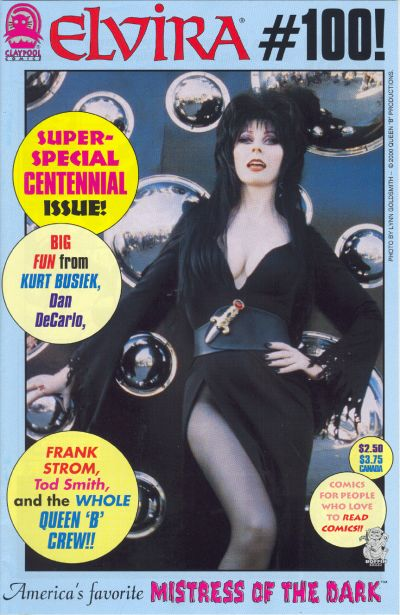 Cover for Elvira, Mistress of the Dark (1993 series) #100