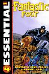 Cover for Essential Fantastic Four (Marvel, 1998 series) #4