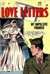 Cover for Love Letters (Quality Comics, 1949 series) #31