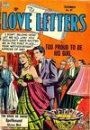 Cover for Love Letters (Quality Comics, 1954 series) #37