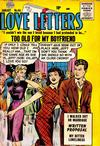 Cover for Love Letters (Quality Comics, 1954 series) #44