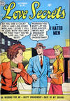 Cover for Love Secrets (Quality Comics, 1953 series) #40