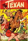 Cover for The Texan (St. John, 1948 series) #3