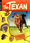 Cover for The Texan (St. John, 1948 series) #10