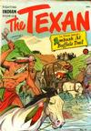 Cover for The Texan (St. John, 1948 series) #14