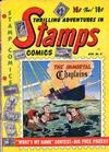 Cover for Stamp Comics (Youthful, 1952 series) #6