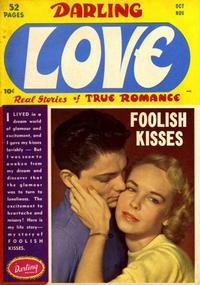 Cover Thumbnail for Darling Love (Archie, 1949 series) #6