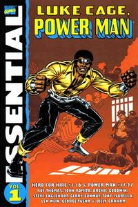 Cover Thumbnail for Essential Luke Cage, Power Man (Marvel, 2005 series) #1