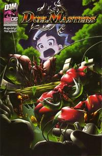 Cover Thumbnail for Duel Masters (Dreamwave Productions, 2003 series) #6