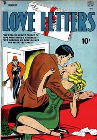 Cover Thumbnail for Love Letters (Quality Comics, 1949 series) #2