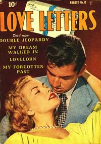 Cover Thumbnail for Love Letters (Quality Comics, 1949 series) #12
