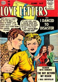 Cover Thumbnail for Love Letters (Quality Comics, 1954 series) #43