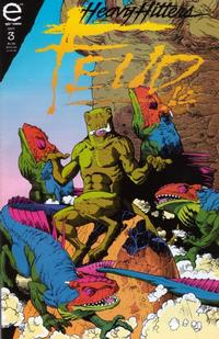 Cover Thumbnail for Feud (Marvel, 1993 series) #3