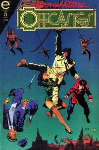 Cover for Offcastes (1993 series) #3