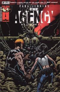 Cover Thumbnail for The Agency (Image, 2001 series) #2