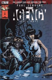 Cover Thumbnail for The Agency (Image, 2001 series) #5