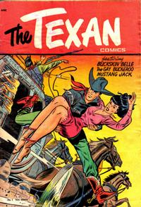 Cover Thumbnail for The Texan (St. John, 1948 series) #1