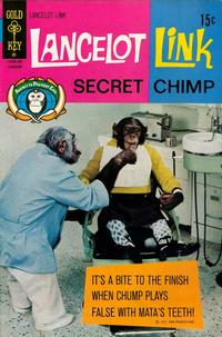 Cover Thumbnail for Lancelot Link, Secret Chimp (Western, 1971 series) #4 [Gold Key]