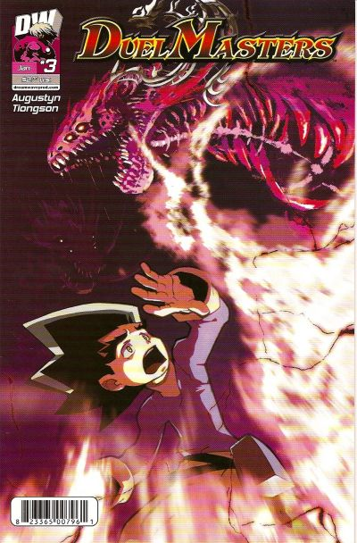 Cover for Duel Masters (Dreamwave Productions, 2003 series) #3