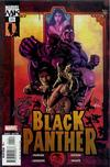 Cover for Black Panther (Marvel, 2005 series) #11 [Direct Edition]