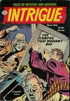 Cover for Intrigue (Quality Comics, 1955 series) #1