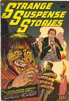 Cover for Strange Suspense Stories (Fawcett, 1952 series) #5