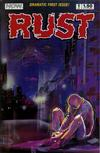 Cover for Rust (Now, 1987 series) #1