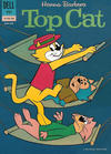 Cover for Top Cat (Dell, 1961 series) #3