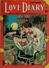 Cover for Love Diary (Quality Comics, 1949 series) #1
