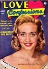 Cover for Love Confessions (Quality Comics, 1949 series) #11